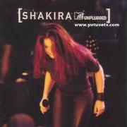 Album Shakira - mtv unplugged