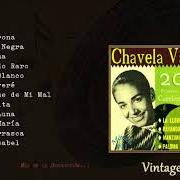 Album Chavela vargas. the 20 greatest hits
