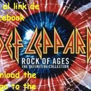 Album Rock of ages: the definitive collection