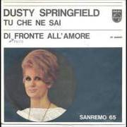Dusty Springfield & Gianni Mascolo