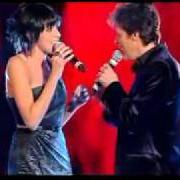 Luca Barbarossa & Raquel Del Rosario