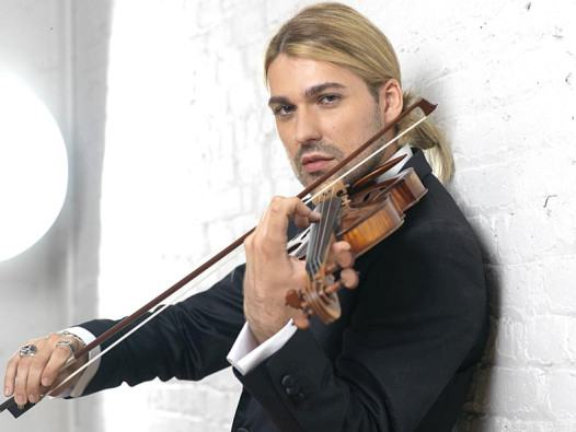 David Garrett in italia!