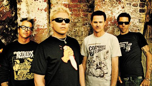The Offspring: 3 date italiane nell'estate 2017