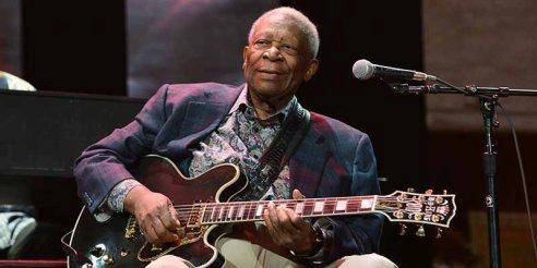 Morto B.B.King, leggenda del blues.