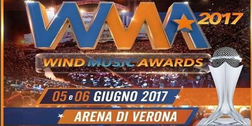 Wind Music Awards 2017, prima serata