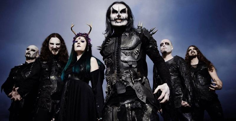 "Cradle Of Filth: le anticipazioni sul nuovo album ""Cryptoriana - The Seductiveness Of Decay"""