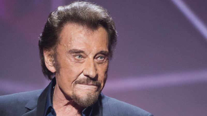 Addio Johnny Hallyday