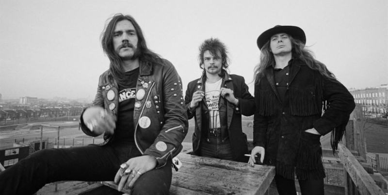 Motorhead: scomparso Eddie Clarke, ultimo superstite della band originale