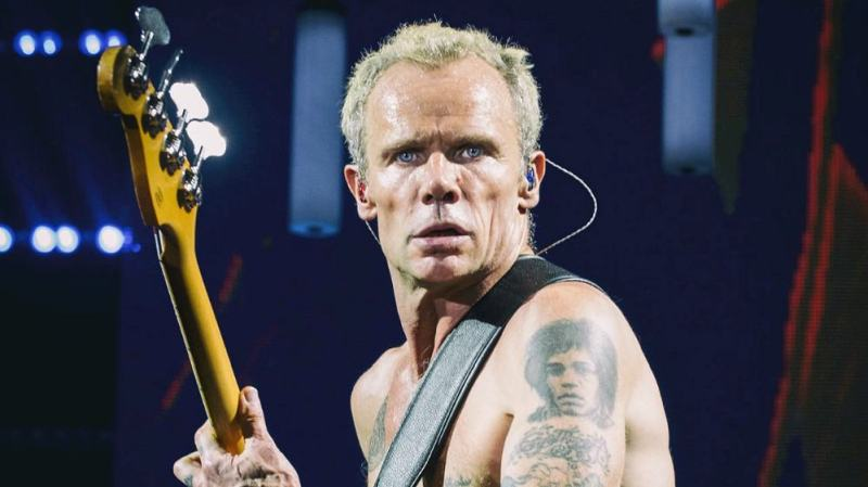Red Hot Chili Peppers: Flea, la dipendenza dalla droga e la rinascita