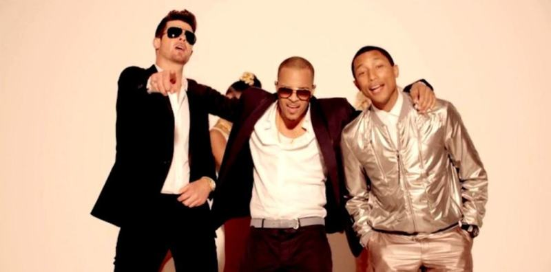 Pharrell Williams e Robin Thicke: è plagio ai danni di Marvin Gaye