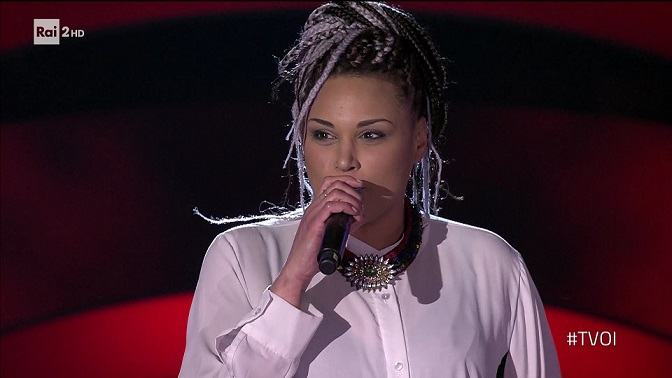 Elisabetta Eneh si ferma in semifinale a The Voice Of Italy 2018