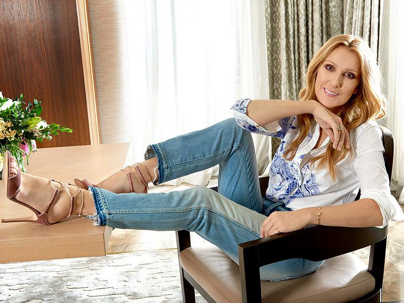 "Celin Dion: il nuovo album ""Courage"""