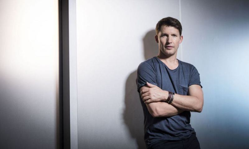 "James Blunt: il nuovo album ""Once Upon A Mind"""
