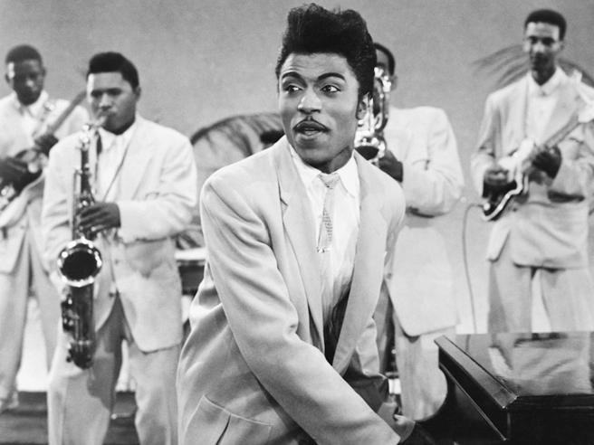 Addio a Little Richard